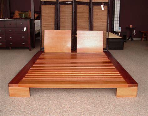 Japanese Platform Bed Frame Diy Japanese Furniture Domo Platform Bed In Honey Oak Finish Japanese Platform Beds