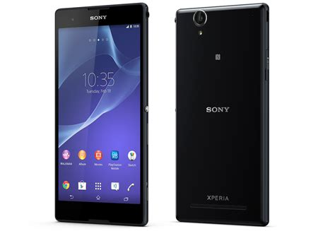 sony announces 6 inch xperia t2 ultra and t2 ultra dual