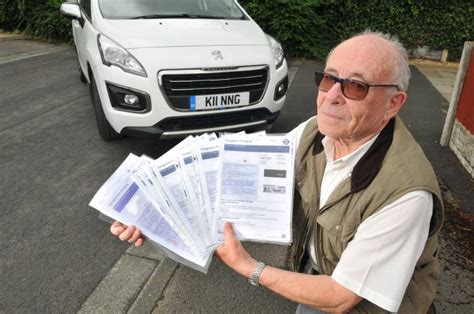 peugeot drive peugeot driver keeps getting fined because computer thinks