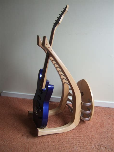 Guitar Stool Stand by Paparwark Guitar Stand Stool