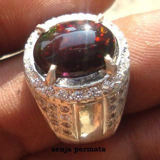 White Opal Kalimaya Opal Wo 003 black opal kalimaya terjual batu permata batu mulia
