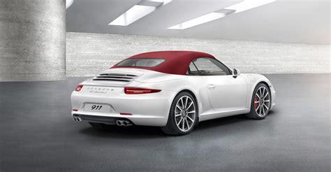 porsche 911 s cabriolet 991 specs 2012 2013