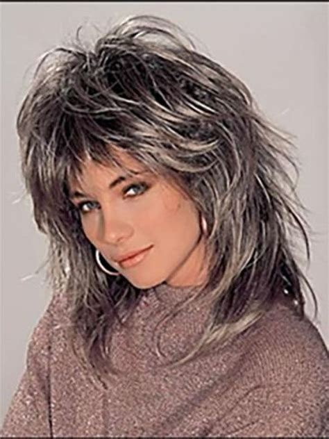 pics of shaggy haircuts 1970s 1970s shaggy layered haircut medium length 25 best ideas