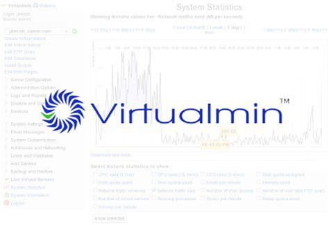 best free cpanel alternative how to install virtualmin on your vps a free cpanel