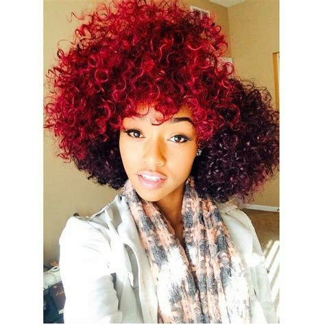 african american hairstyles red color 73 best reds images on pinterest hairdos braids and