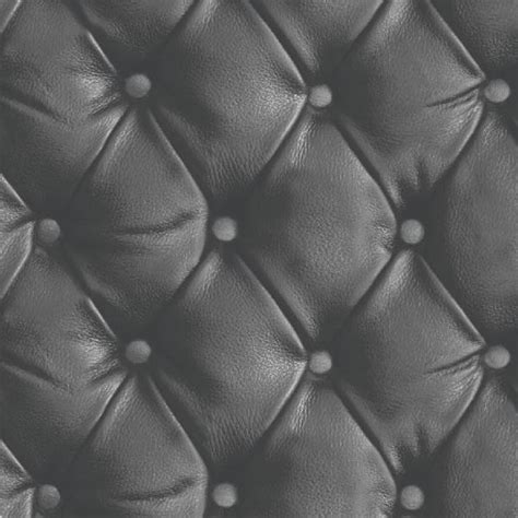 grey quilted wallpaper new luxury arthouse desire faux leather quilted effect 10m