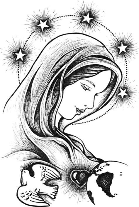 imagenes para dibujar a la virgen de guadalupe para colorear imaculada concepci 243 n para colorear