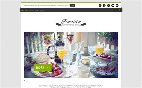 bootstrap templates for restaurant pasilika restaurant bootstrap template download new themes