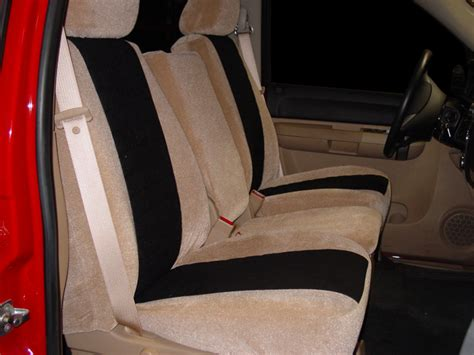 Seat Covers Unlimited Utah Two Tone Velour Seat Covers Seat Covers Unlimited