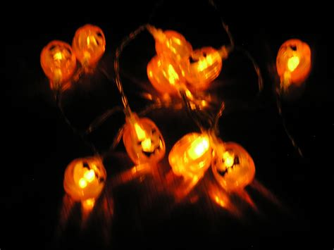 cherrygal o lantern pumpkin led string lights