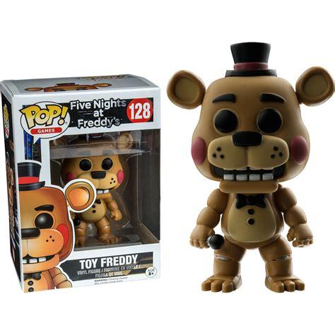 Funko Pop Five Nights At Freddys Golden Freddy Exclusive funko five nights at freddy s freddy pop vinyl figure at hobby warehouse