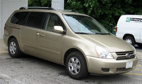 Kia Sedan 2006 Rank Kia Car Pictures 2006 Kia Sedona Photos