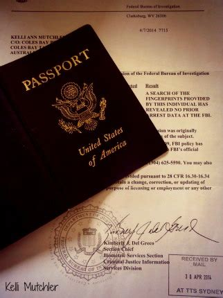 Where To Get Fingerprinted For Background Check Background Checks And Working Visas