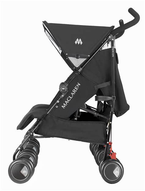 silla maclaren oferta silla de paseo gemelar maclaren twin techno con