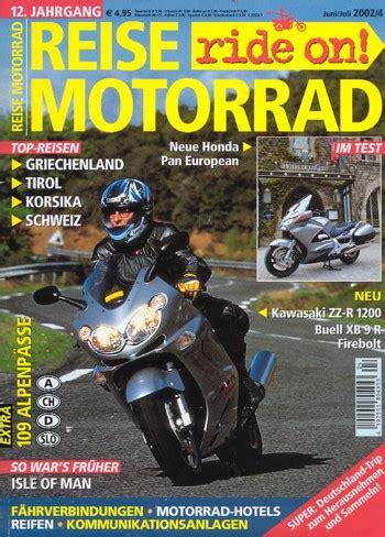 Honda Motorräder Gebraucht österreich by Motorradzeitungen Testberichte Gebrauchte