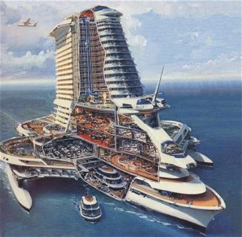 cruise ships of the future?