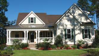 Country Home Plans With Front Porch Country House Plans And Country Designs At Builderhouseplans
