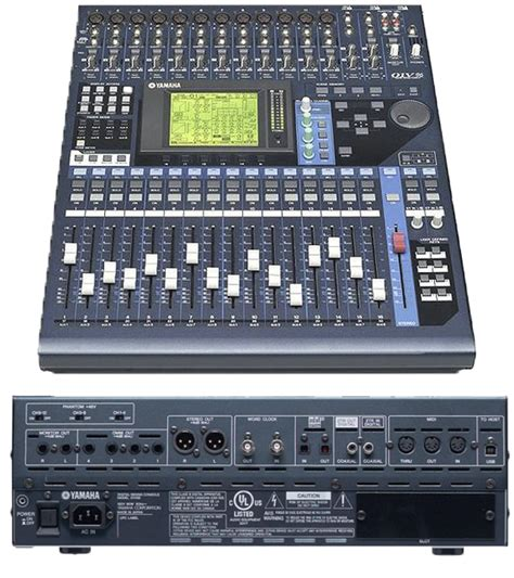 Mixer Yamaha Digital yamaha 16 channel digital mixer images