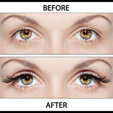 How To Apply Eye Lash Extensions by In The False Lashes