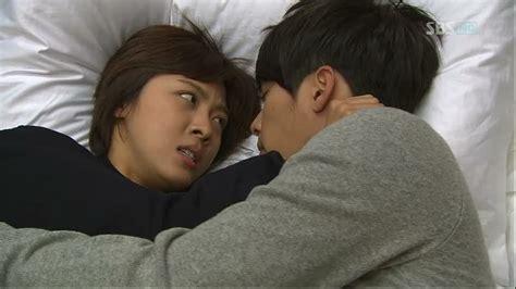 hot kiss scene in bedroom korean drama secret garden episode 13 187 dramabeans korean drama recaps
