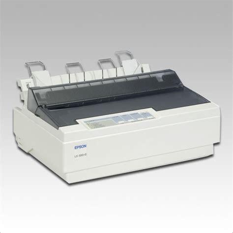 Haed Printer Epson Dot Matrik Lx 300 Lx300 Lx300ii epson impact lx 300 ii printer price in pakistan epson in pakistan at symbios pk