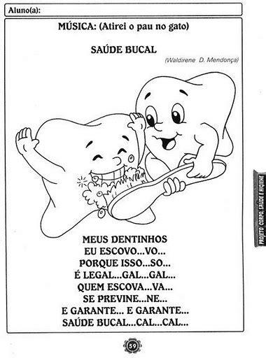 Musicas para cantares :D - Trata os teus dentinhos :)