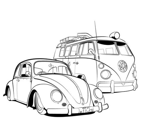 volkswagen old van drawing 3854 best images about old vw s on pinterest vw