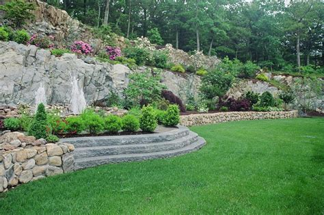 Landscape Ideas In About Landscaping Backyard For Your Home Front Yard