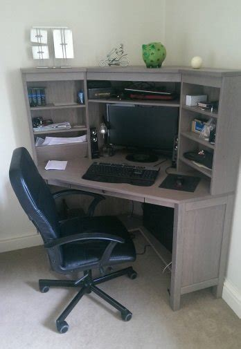 ikea corner chair table hemnes corner desk with chair ikea for sale in citywest