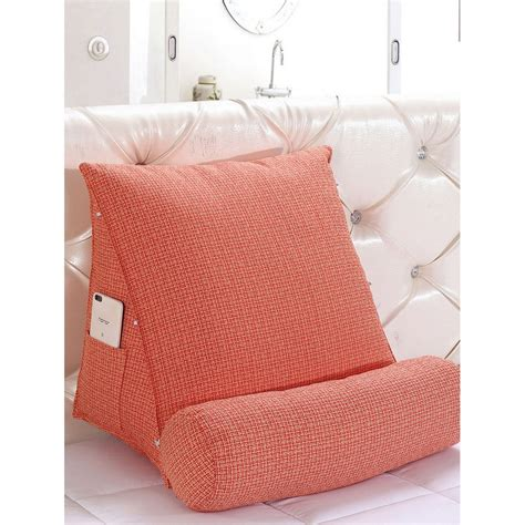 Back Support Chair For Bed by Adjustable Sofa Bed Chair Rest Neck Support Back Wedge