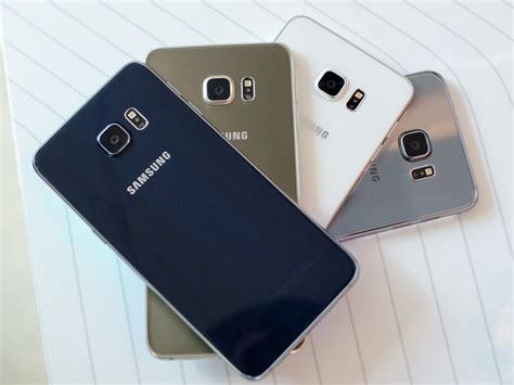 samsung galaxy s6 edge six months on android central