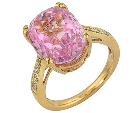 Silver Pink Kunzite 12 15ct 248 kunzite rings shop for kunzite jewelry 248