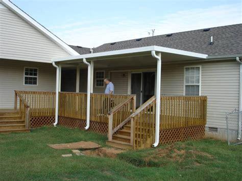 aluminum patio deck covers  estimates