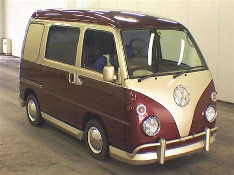 subaru sambar mini subaru sambar auto vw samba camper replica mini retro