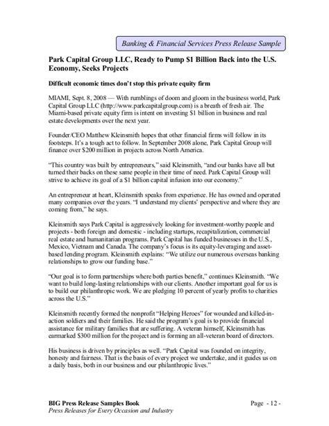 28 ceo press release template 19 press release