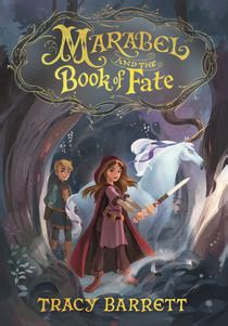 marabel and the book of fate books find a book tracy barrett