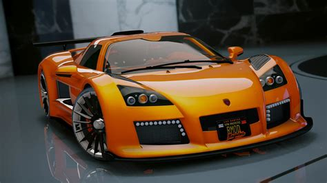 Gumpert Auto by Gumpert Apollo S Add On Gta5 Mods