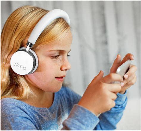 New Ihearsafe Headphones Aim To Save The Hearing Of The Ipod Generation by Hdtv Solutions News Jan 15 2015 Now Shipping Puro
