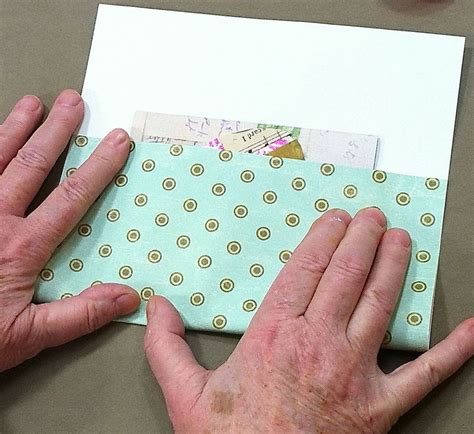 how to make an envelope for any size card how to make an envelope any size