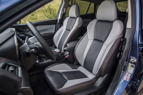 subaru crosstrek interior leather preview 2018 subaru crosstrek bestride