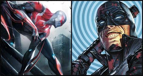 Digitec 2099 Original 6 challenge a viner midnighter ecw vs spider 2099 btth battles comic vine
