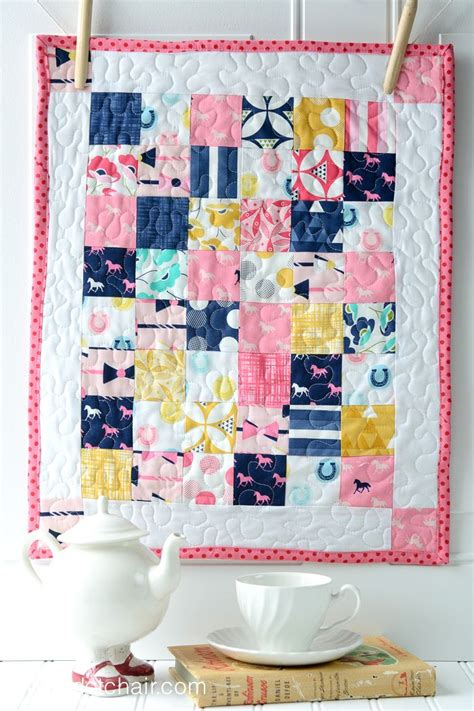 Craftdrawer Crafts Free Quilt Pattern Patchwork Throw - 88 best images about crochet doll blanket on