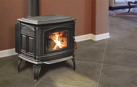 enviro boston  cast iron freestanding wood stove