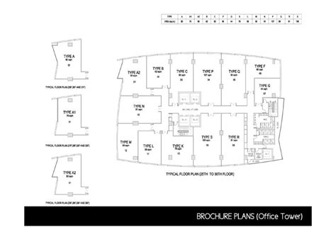 the office floor plan the gateway cambodia showflat viewing hotline 65 9798