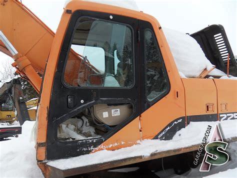 daewoo equipment parts heavy equipment parts