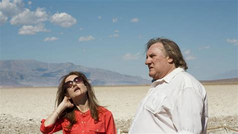 gerard depardieu valley of love 171 valley of love 187 les retrouvailles d isabelle huppert et