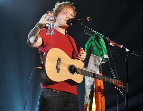 ed sheeran irish ed sheeran picture 188 ed sheeran in concert