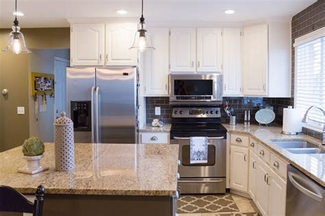 allen brothers cabinet painting white kitchen cabinets with tile backsplash after painting