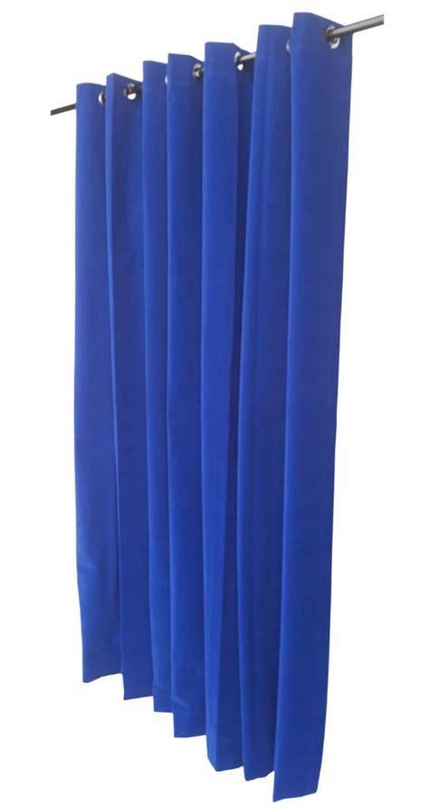 royal blue velvet curtains royal blue 120 quot h velvet curtain panel w ring grommet top