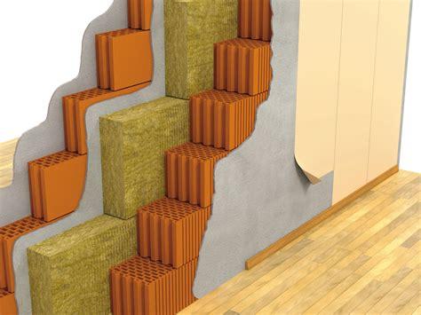 isolamento termico muri interni come isolare acusticamente una parete di casa